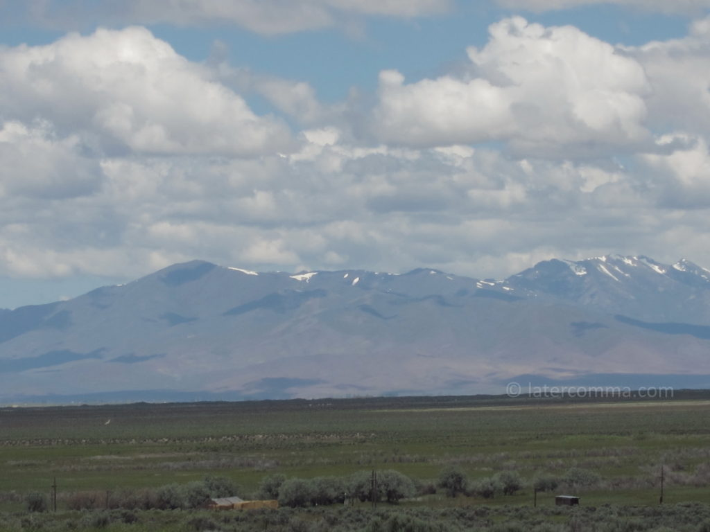 Nevada On I-80