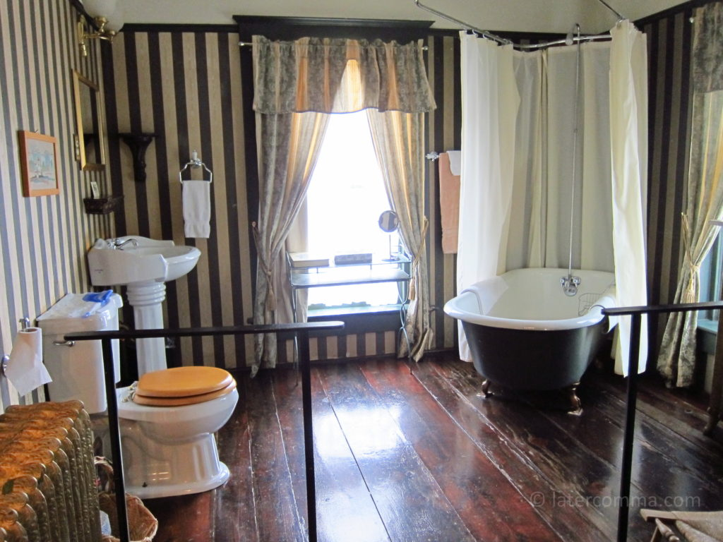 Bathroom, Owen Wister Suite