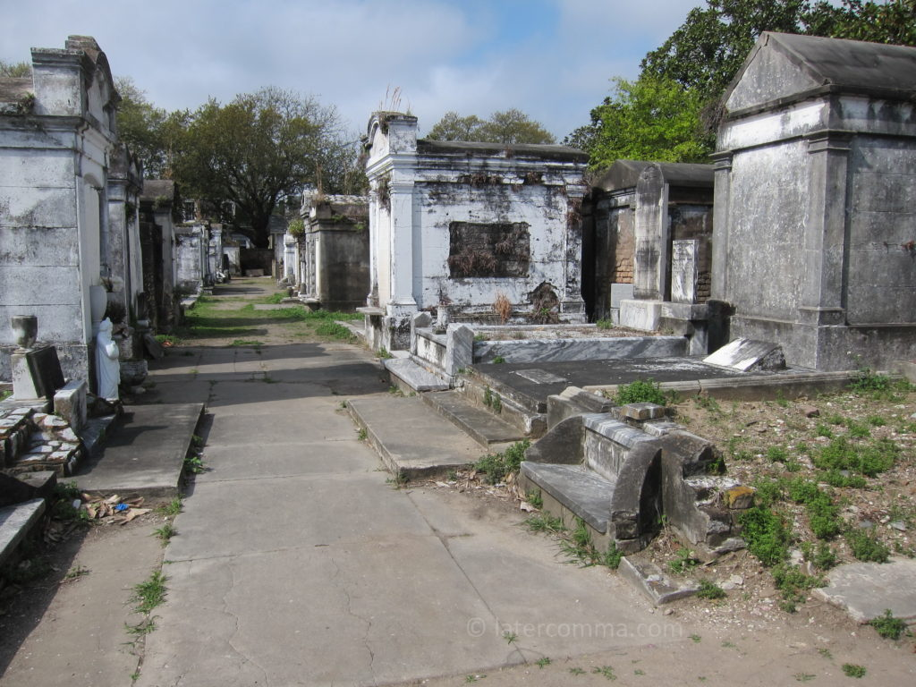 Lafayette #1 Cemetery.