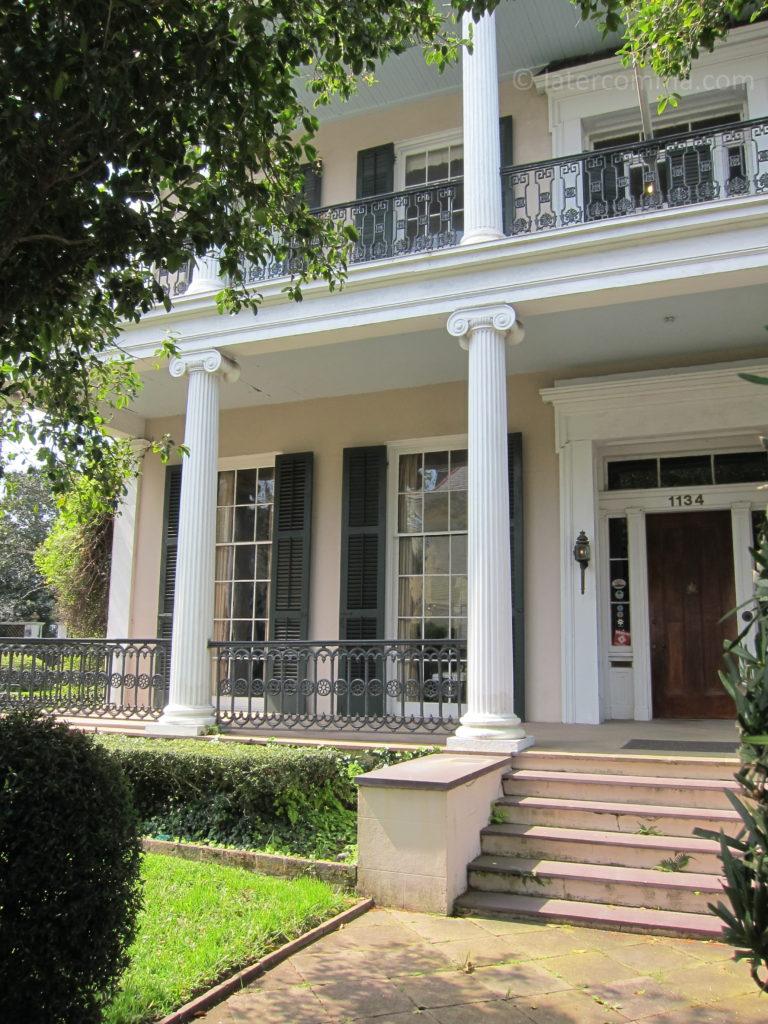 Payne Strachan House.