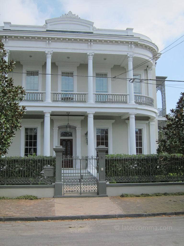 Robinson House.