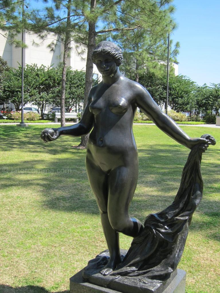 Besthoff Sculpture Garden.