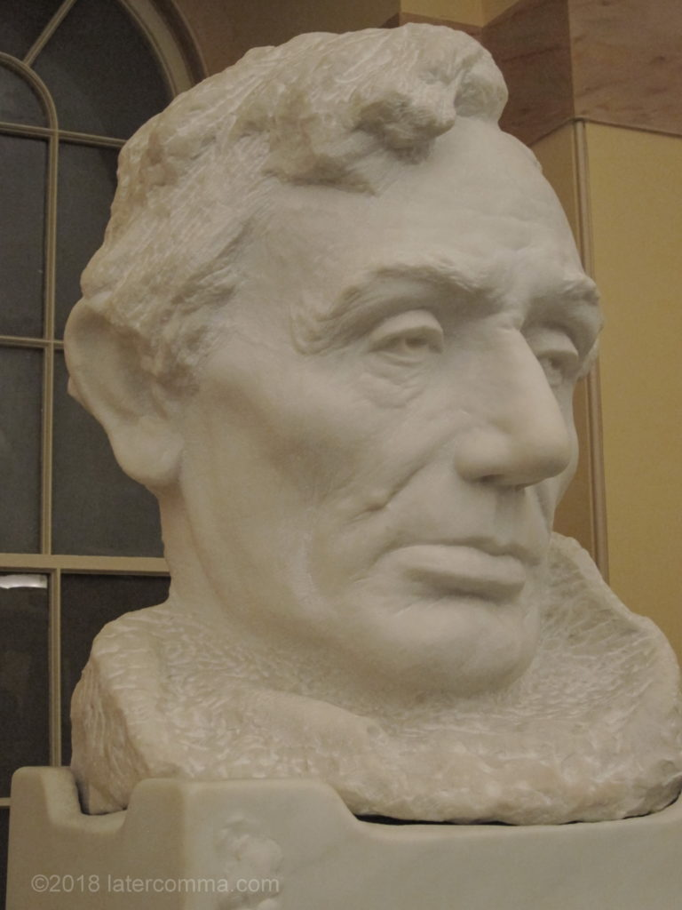 Lincoln Bust