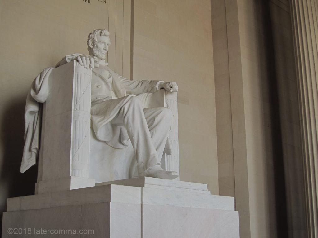 Lincoln Statue, Lincoln Memorial